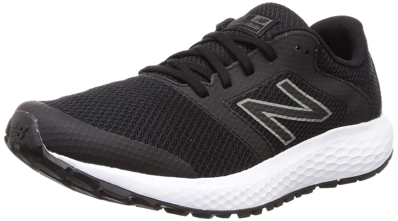 new balance Men's 420 Black Running Shoe