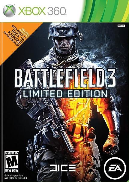 Amazon Battlefield 3