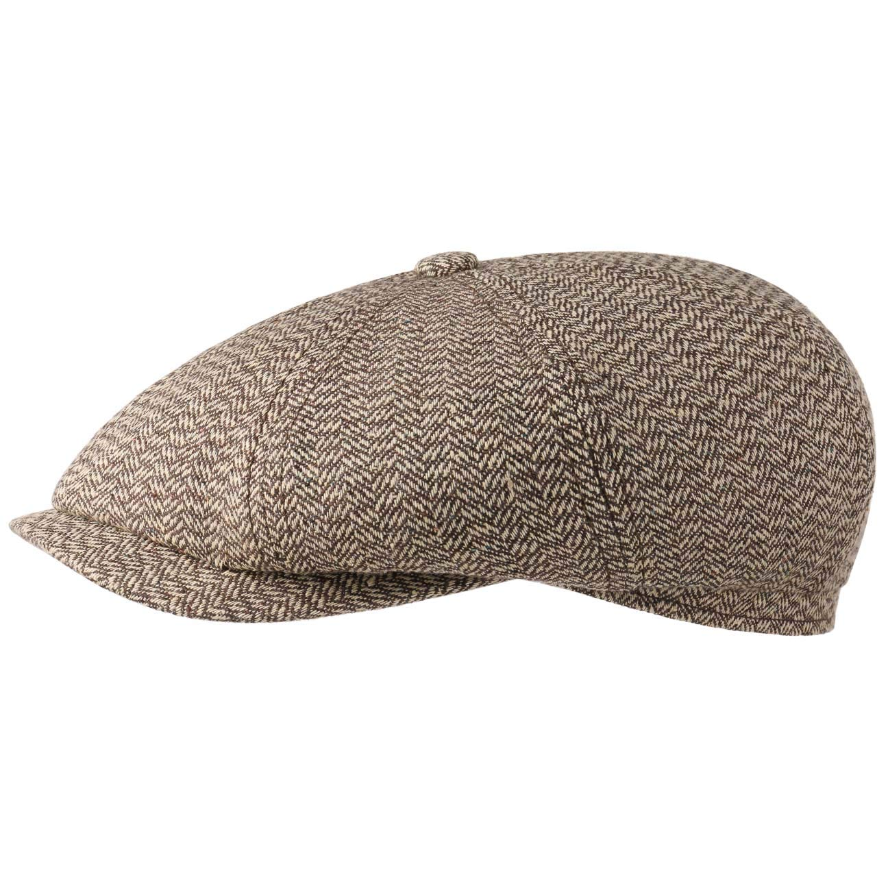 Stetson Gorra Hatteras Heritage Silk Wool Hombre - Made in Germany ...