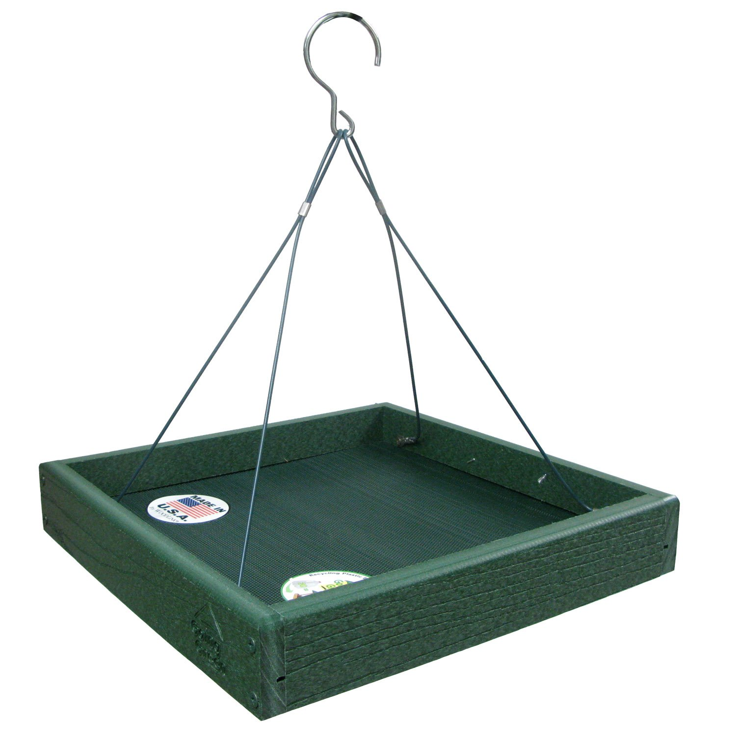 Woodlink Going Green Platform Bird Feeder Model GGPLAT