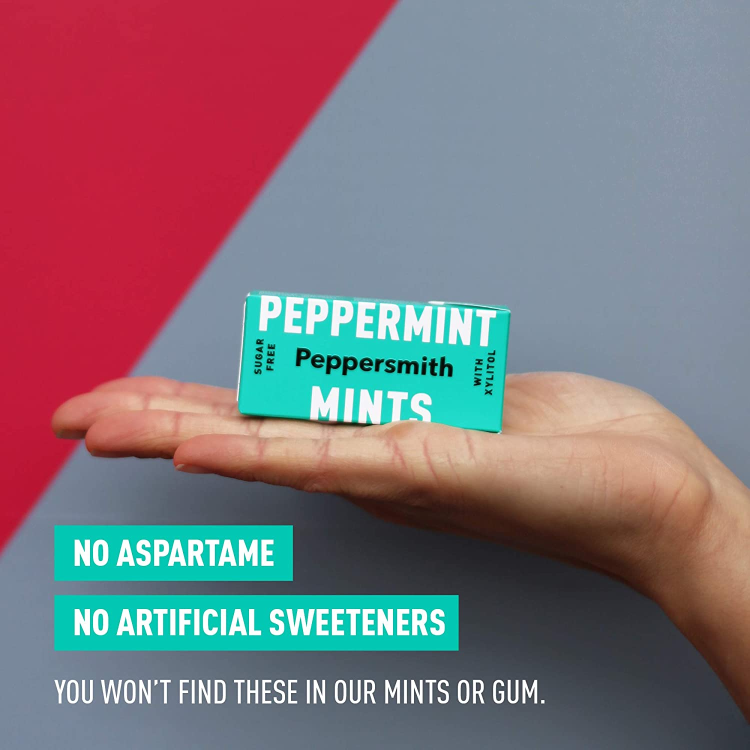Peppersmith Mint Gums