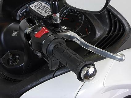 KLE500 Griffheizung passend f/ür Kawasaki KLR500 KLR600 KLR650 Heizgriffe