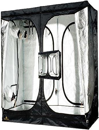 Armario de Cultivo Secret Jardin Dark Room Wide 240x120x200cm (DR240W V2.5): Amazon.es: Hogar