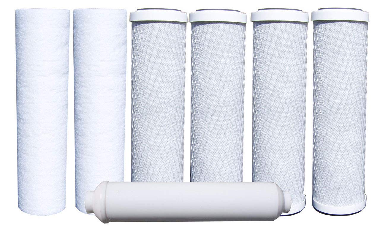 Watts Premier WP500024, 7 Annual Pack Replacement Filter Kit