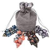 Amazon.com: Chessex Dice: Velour Dice Bag Large (5 x 7