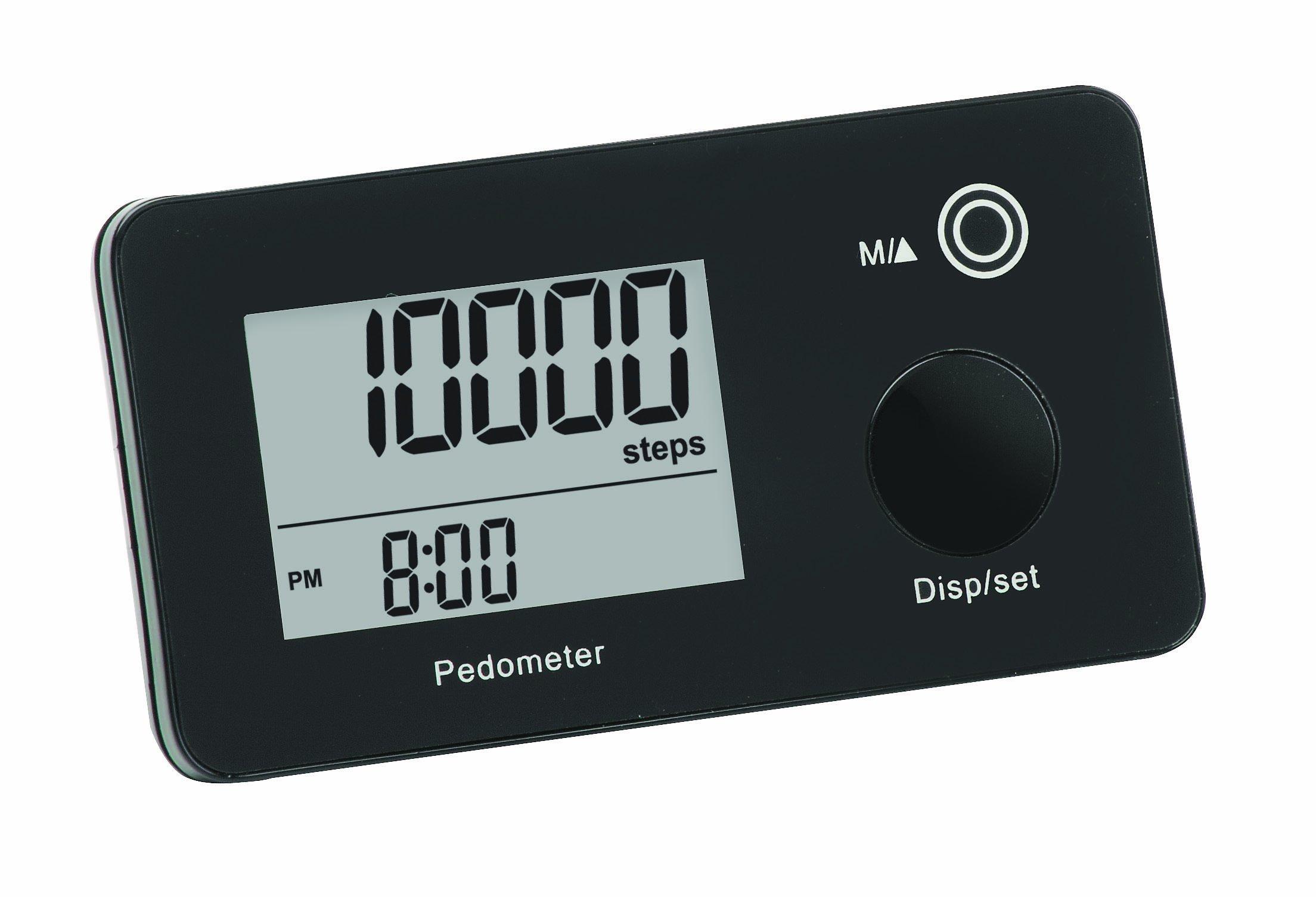Veridian Healthcare Pocket Digital Pedometer