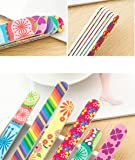 10 PCS Colorful Printing Style Professional