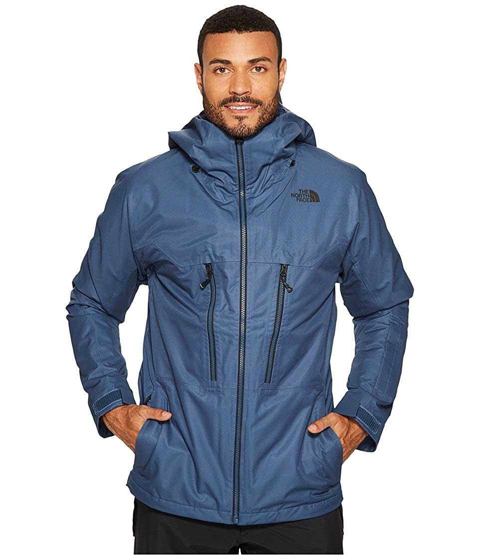 6427ba74f Amazon.com: The North Face ThermoBall Snow Triclimate Jacket Shady ...