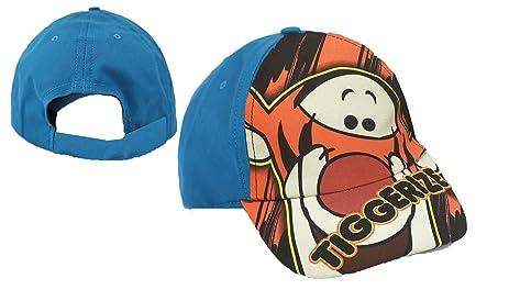 bbf3ecd5047 usa disney winnie the poohs tigger toddler kids baseball adjustable cap hat  tiggerize blue 3ae41 b3a30