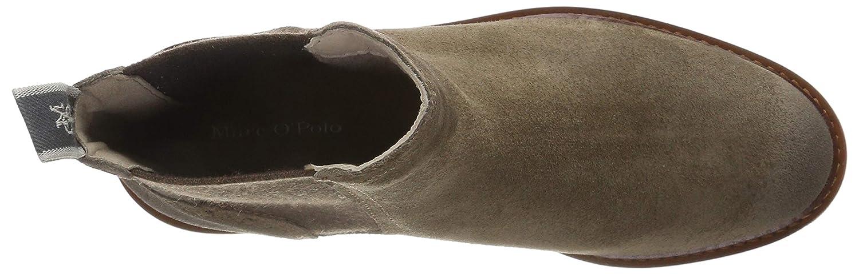 Marc Marc Marc O'Polo Damen Flat Heel Chelsea Stiefel d6887d