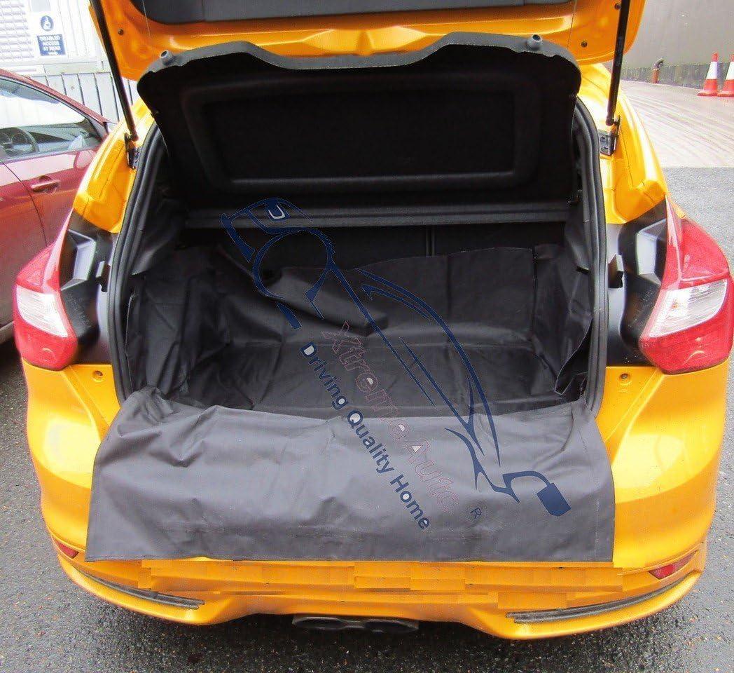 Sur Mesure Deluxe qualité tapis de voiture Frod Mondeo 2012-2013 ** NOIR ** Saloon Estate