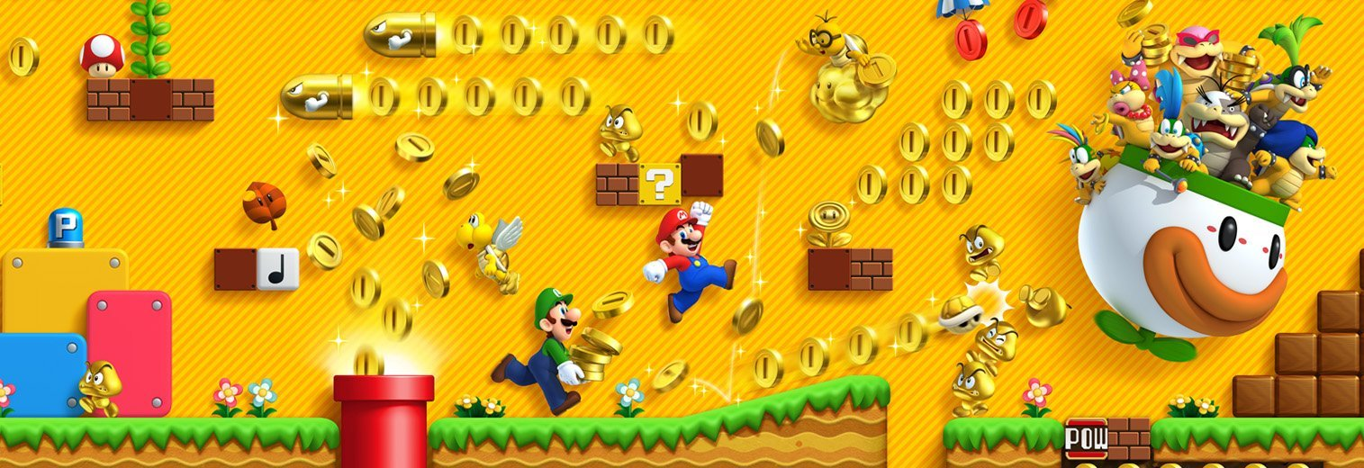 new super mario bros u emulator download