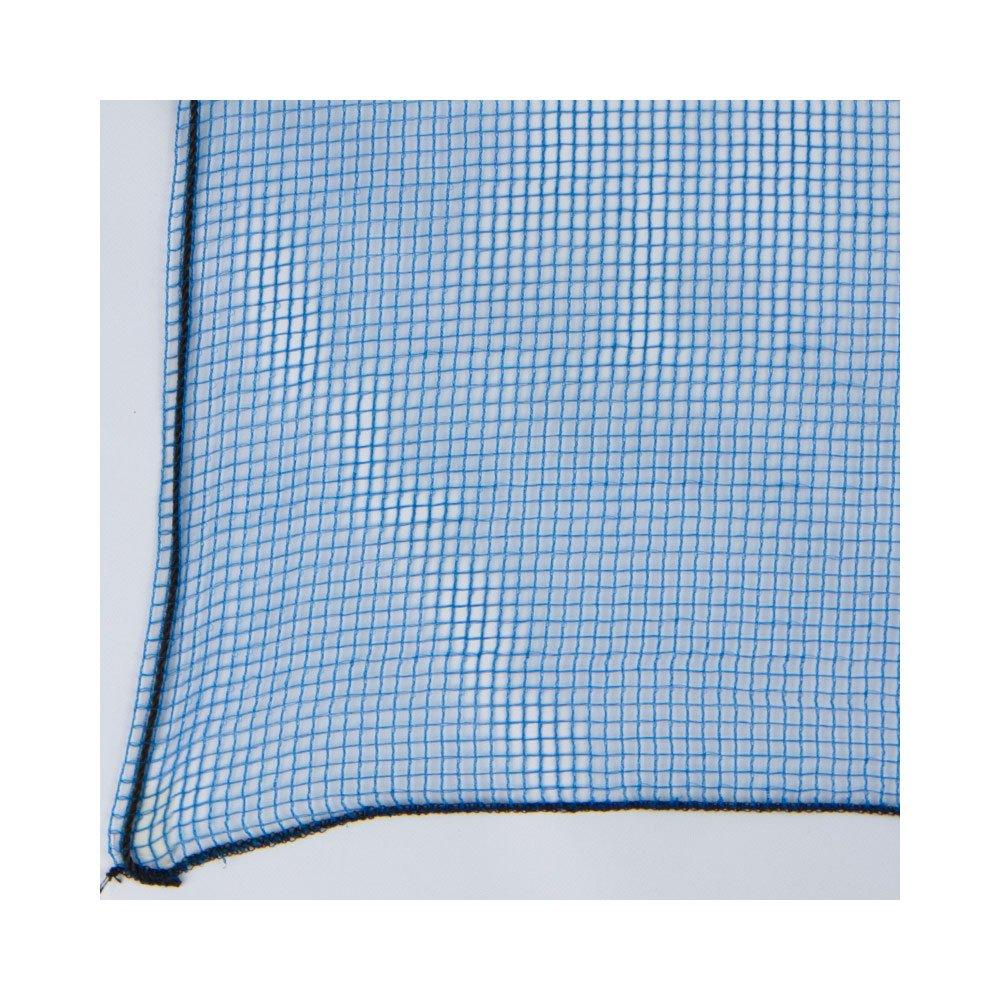 防風ネット 農業用資材 JQ14 ■ブルー 6mm目 サイズオーダー 幅310~400cm×丈910~1000cm B0723GDBWF 幅310~400cm×丈910~1000cm|ブルー ブルー 幅310~400cm×丈910~1000cm