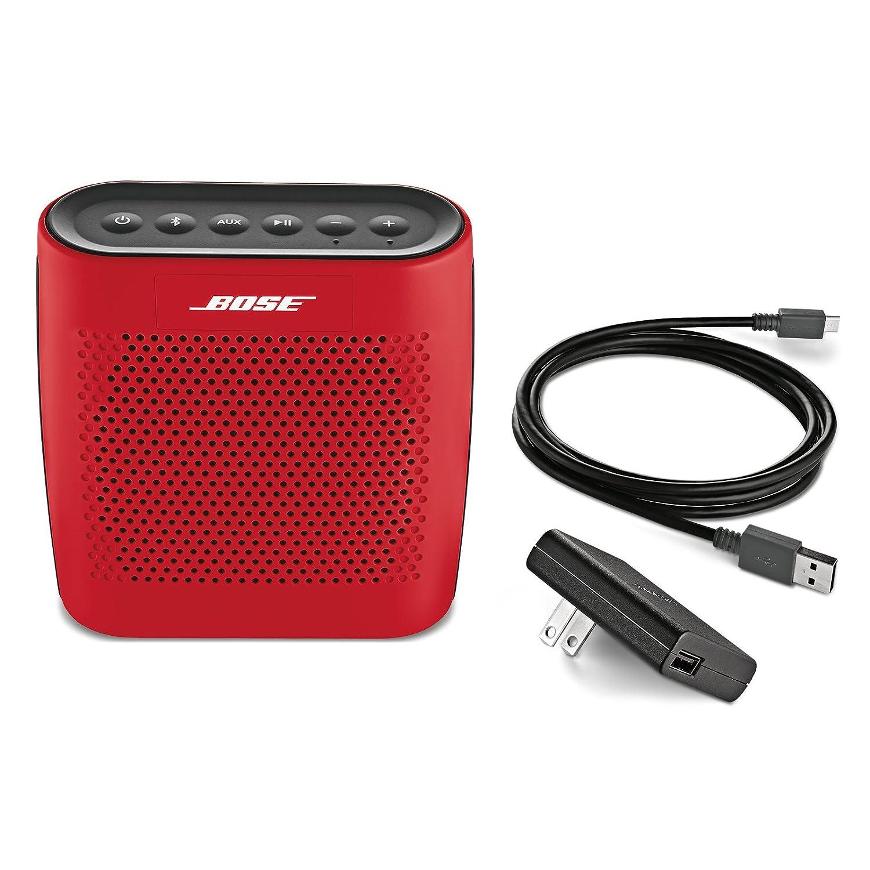 amazoncom bose soundlink color bluetooth speaker red home audio u0026 theater
