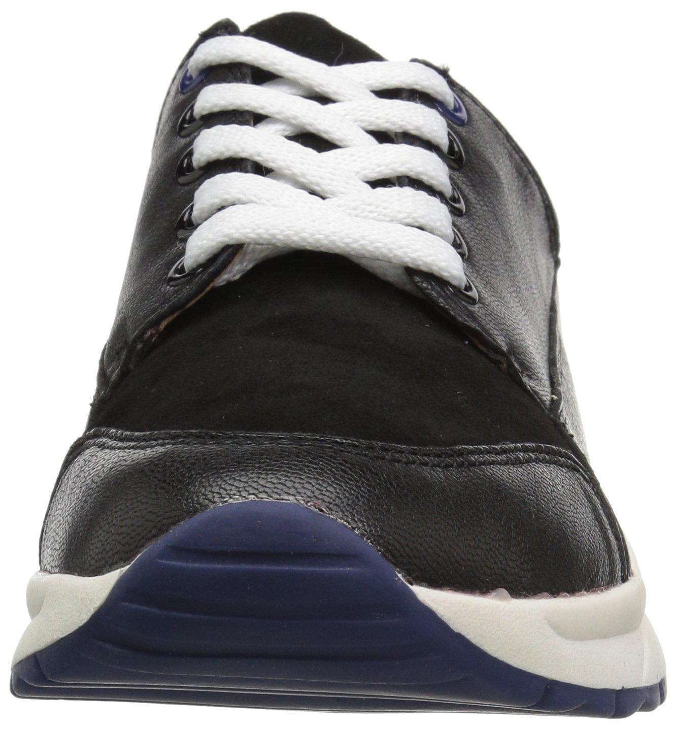 Naturalizer Women's Sabine Sneaker B07579RZMK 7.5 B(M) US|Black