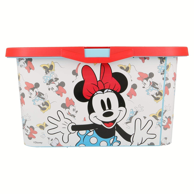 Disney Stor Caja Click 13 L Vintage Minnie Mouse