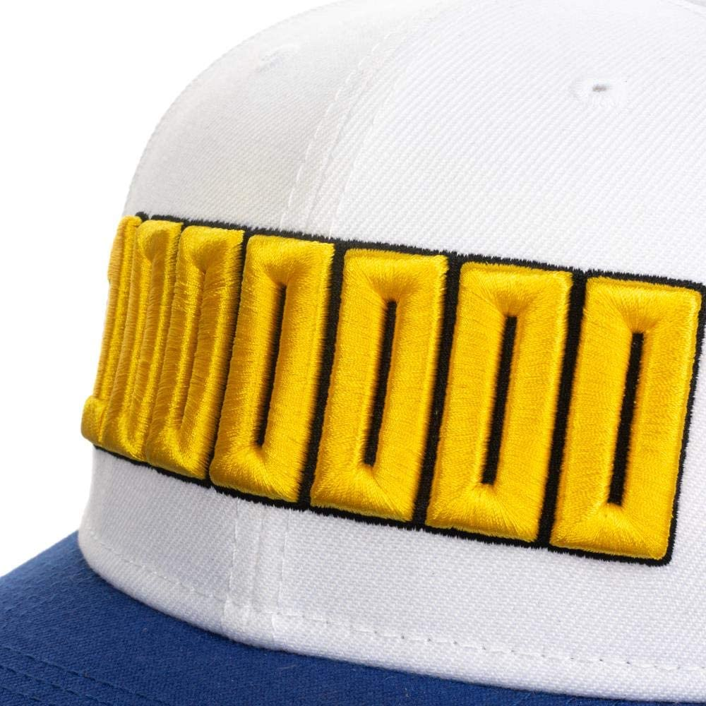 Bioworld My Hero Academia Lemillion Snapback Hat