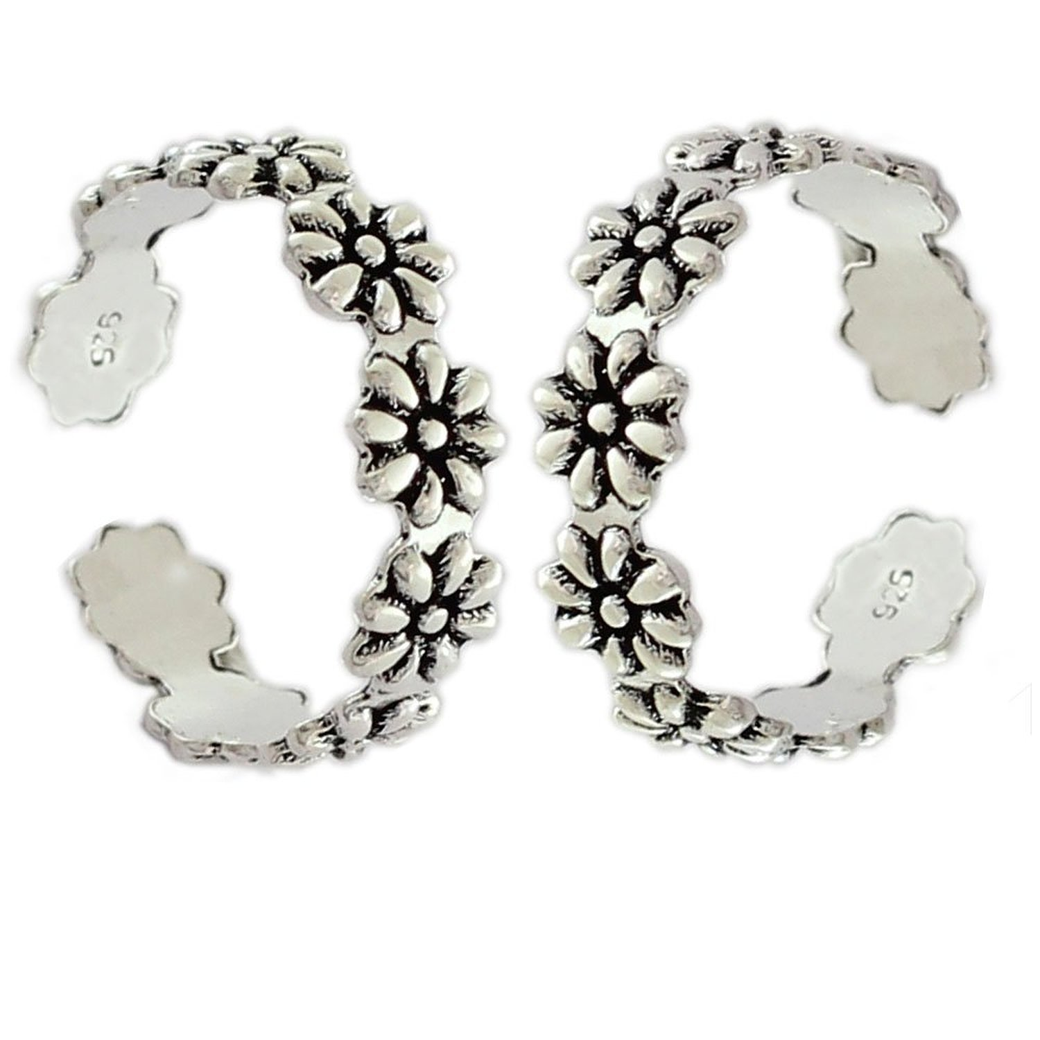 Toe Rings: Buy Toe Rings Online at Best Prices in India-Amazon.in