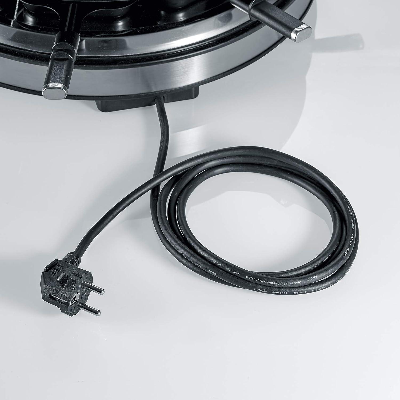 Análisis de la Raclette Fondue eléctrica Severin RG 2348 2