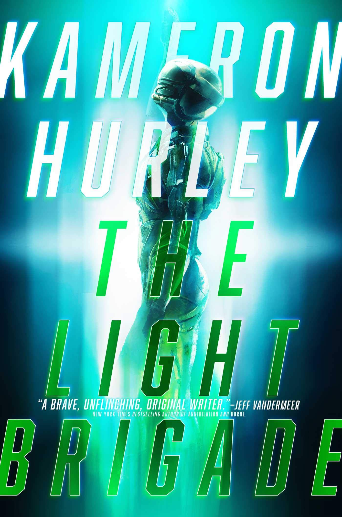 Kameron Hurley - The Light Brigade