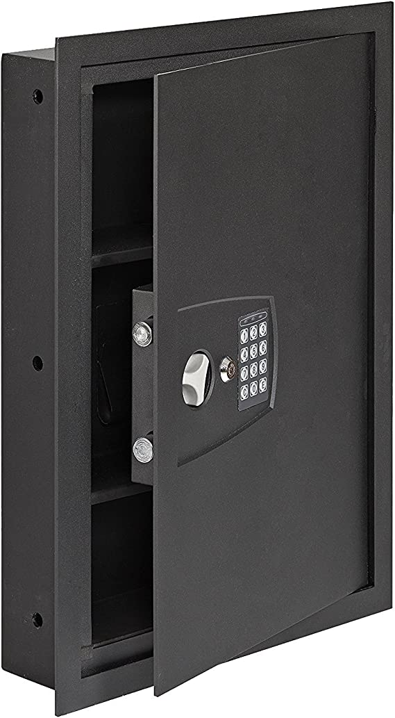 SnapSafe In Wall Safe