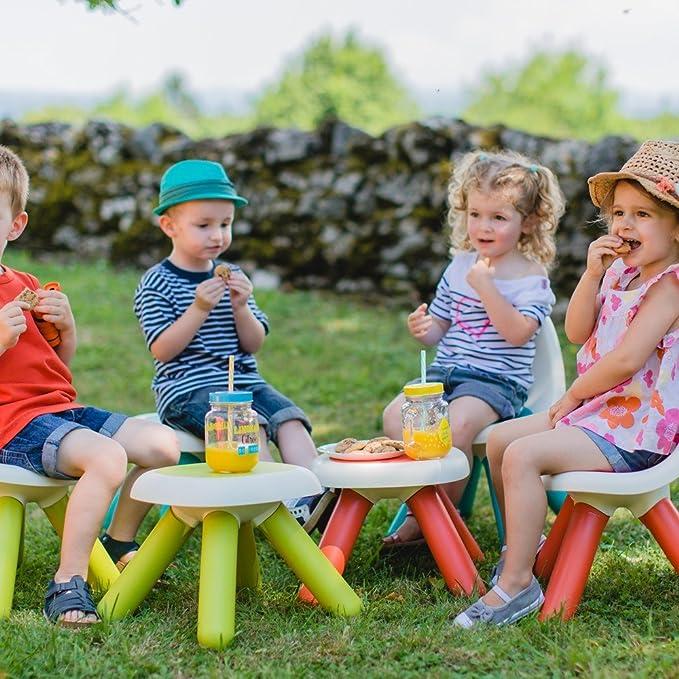 Sgabello per Bambini Verde Smoby 880201