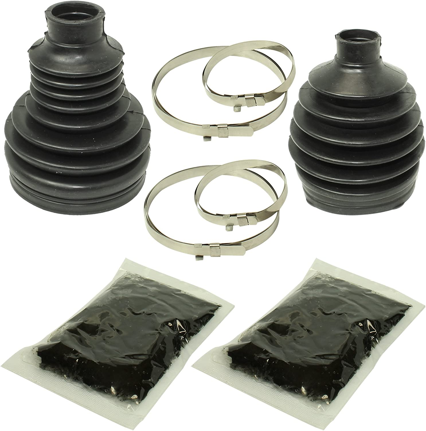 2014 2015 2016 Polaris Ranger 900 Front Inner Rubber CV Boot Kit