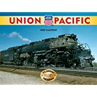 CAL-CAL 2020-UNION PACIFIC WAL (Classic Rail Images)