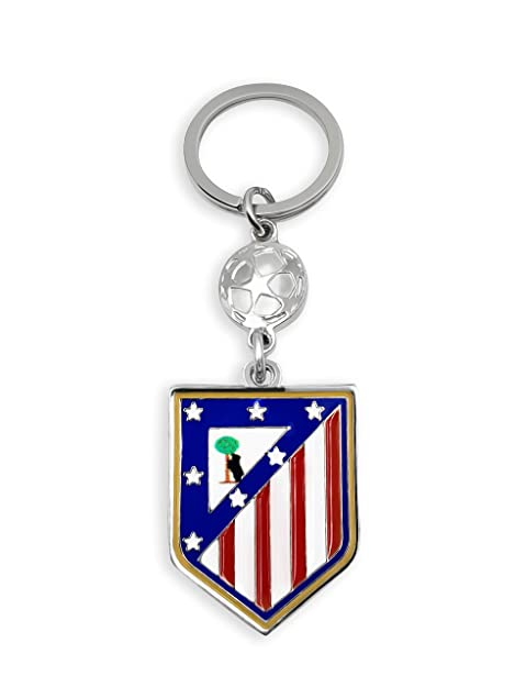 Amazon.com: Keychain Soccer Team ATLETICO MADRID: Shoes