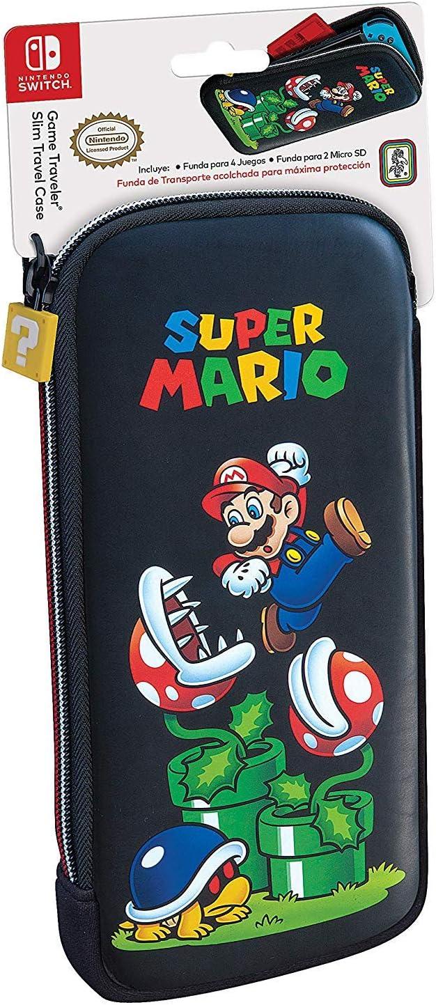 Ardistel - Game Traveler Slim Travel Case NNS15SM (Nintendo Switch): Amazon.es: Videojuegos