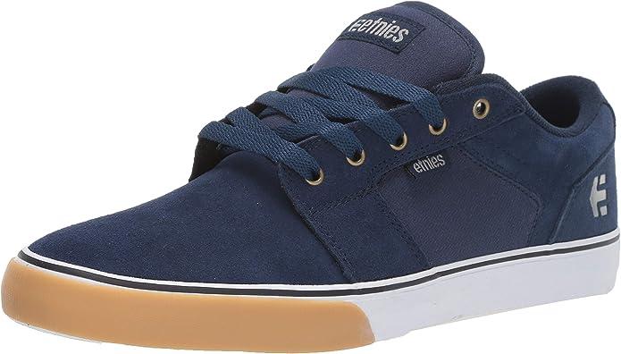 Etnies Barge LS Sneakers Skateboardschuhe Herren Marineblau (Navy)