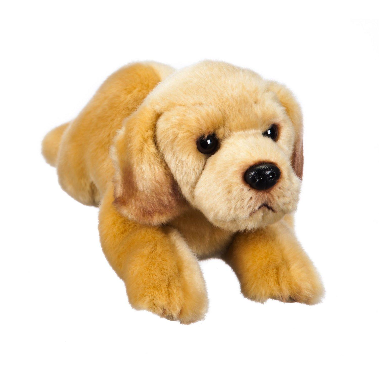 Multicolor 12 Evergreen Enterprises B Boutique 7PLSH393 Yellow Lab Stuffed Animal Plush Toy 12