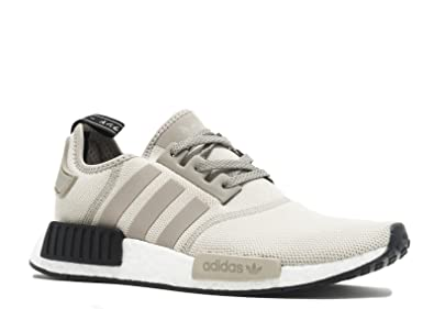 adidas NMD_R1 Tan Cream Black White S76848 Size 8.5