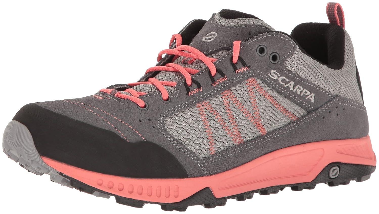 SCARPA Women's Rapid Wmn Hiking Shoe B01HTPL63S 37 M EU / 6 B(M) US|Grey/Coral