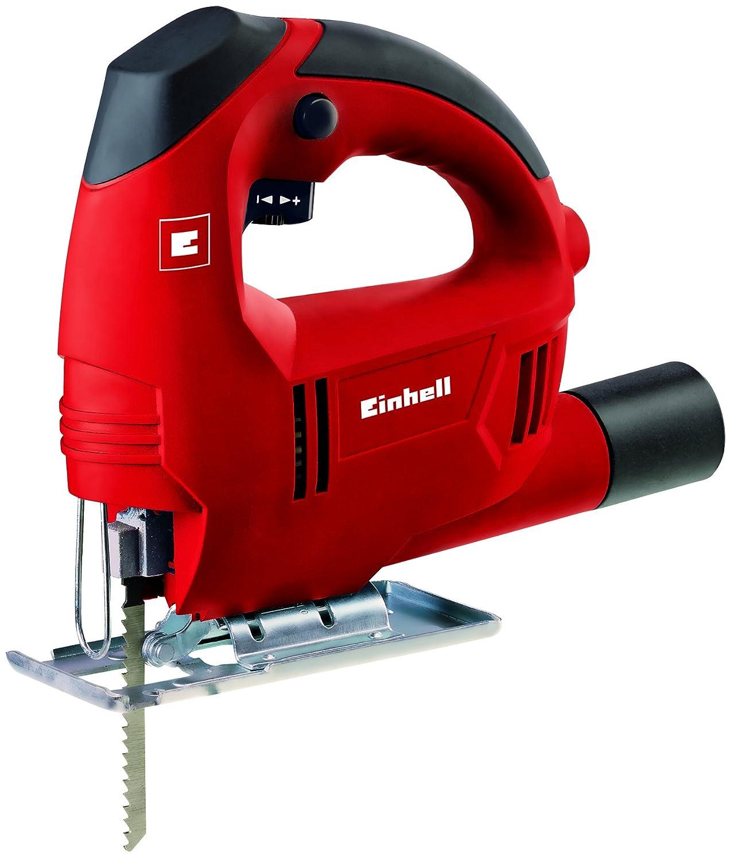Einhell TC-JS 60 Sierra de calar electronica de 410 W 240 V Negro//Rojo