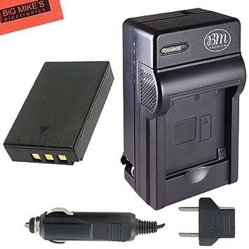 Amazon.com: Batería de repuesto y cargador de batería BLS-1 ...