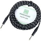 Pronomic Stage câble pour instruments prise jack (6 m)