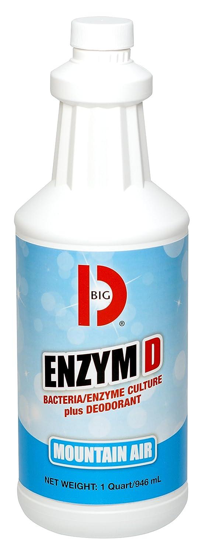 Big D 510 Enzym D Digester Desodorante, fragancia de aire de ...