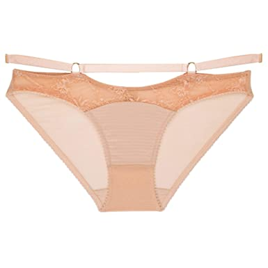 01e902222 Dita Von Teese Madame X Creme Caramel Bikini Brief  Amazon.co.uk  Clothing