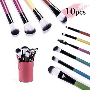 Giveaway: ETERNA Makeup Brush Sets 10pcs