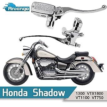 Honda 5//8 Brake Master Cylinder Shadow VT 700 750 1100 VTX 1300 1800 Valkyrie