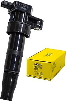 Ignition Coil For Hyundai Azera V6 L4 2.4L 3.3L 3.5L 3.8L Kia Amanti UF546 C1544