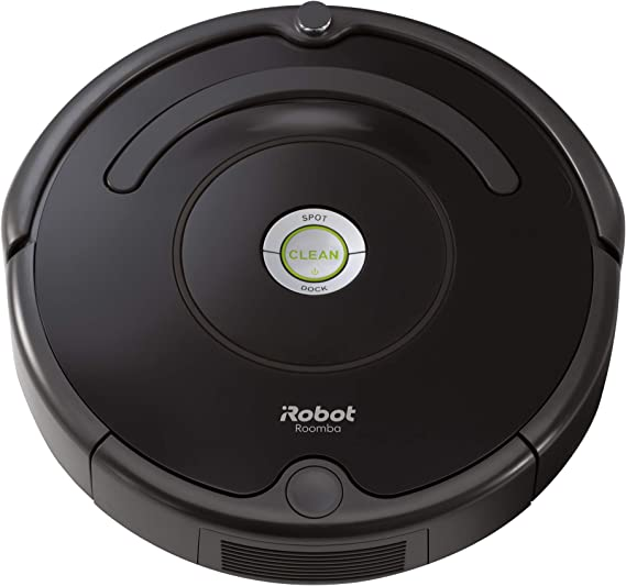iRobot Roomba 614 Robot Vacuum- Good for Pet Hair
