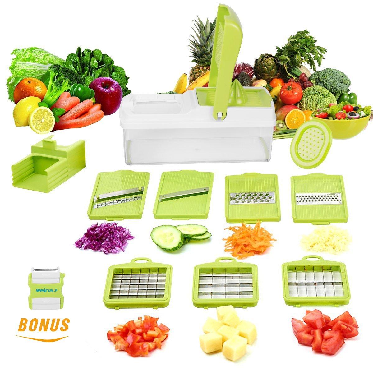 Mejor valorados en Cortadores para patatas y verduras
