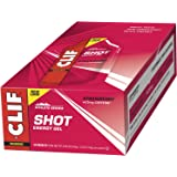 CLIF SHOT - Energy Gel - Strawberry - (1.2 Ounce Packet, 24 Count)