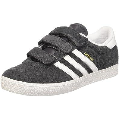 Adidas Gazelle 2 CF, Basses Mixte Enfant