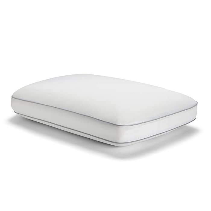 Sealy Essentials Cool & Comfort Reversible Pillow, Memory Foam, Standard/Queen