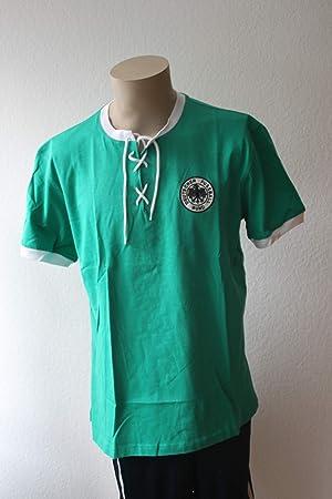 DFB Original Fanartikel Retro Trikot grün