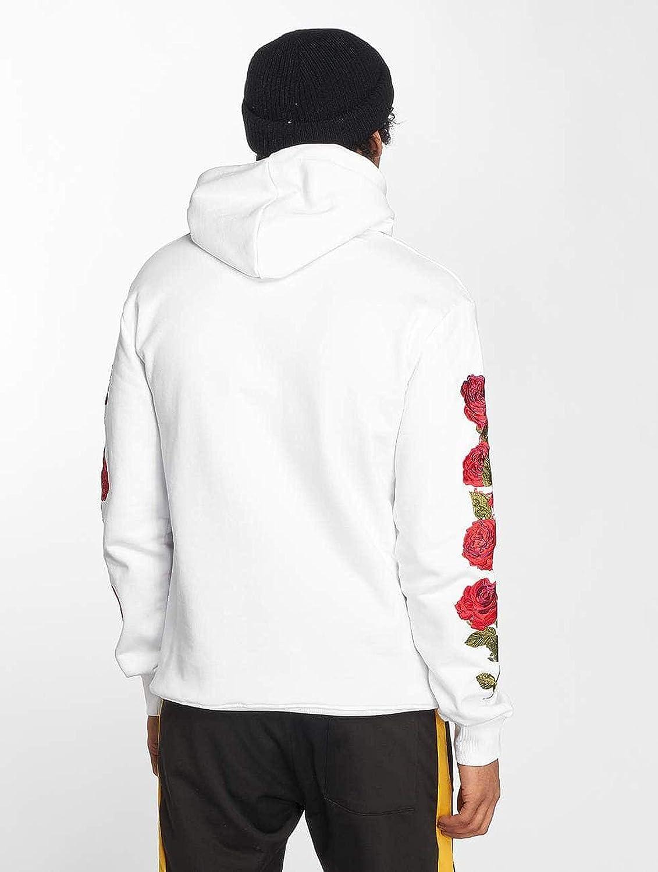 497c5c625 Criminal Damage Men Overwear/Hoodie Petal White S: Amazon.co.uk: Clothing