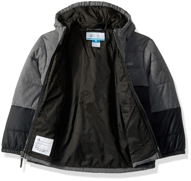 22000f420 Amazon.com  Columbia Kids Mens Puffect¿ Jacket (Little Kids Big Kids ...